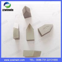 Tungsten carbide tip/Tungsten carbide brazed tip/Tungsten carbide lathe tool tip for metal cutting,stone cutting,woodcutting