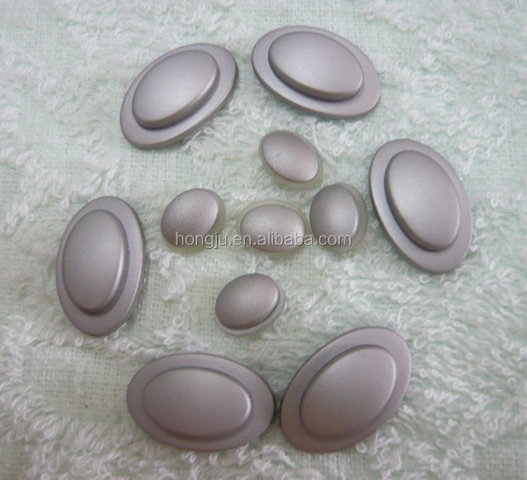 Cheap Wholesale custom rubber button made in China