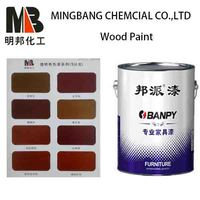 Oil Based High Concentration Wood Stain Paint