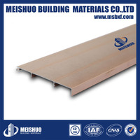 Aluminum Skirting Board/Stainless Steel Skirting Board for Decoration