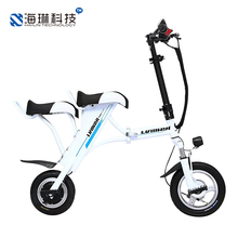 hot sale cheap price high quality parent offspring folding electric bicycle 50KM