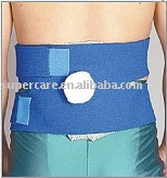 Waist wrap/shoulder wrap with ice packs