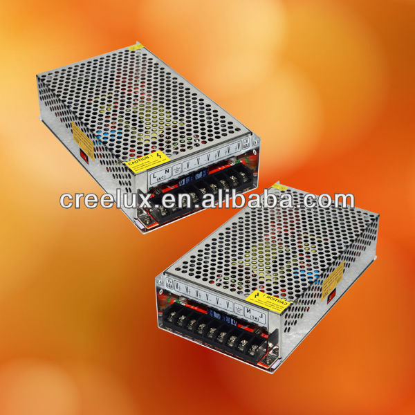 wholesale high quality dimmable led driver power supply 120w 12v