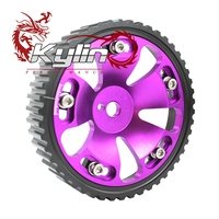 kylin racing Adjustable Cam Gears Pulley Timing Gear fit for P20 Mitsubishi