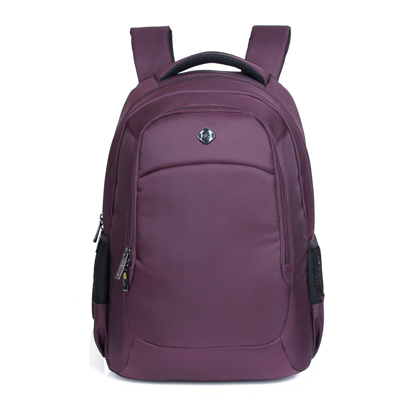 Classic Water Resistant School Rucksack Travel Backpack 14Inch Laptop