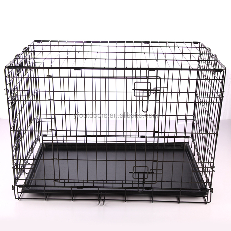 Well-suited large steel small animals dog cage