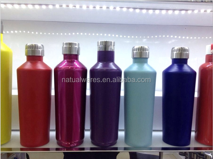 New Corkcicle Water Bottle Keep Beverages Cold For 25 Hot For 12 Hours With Shatterproof Stainless Steel Construction