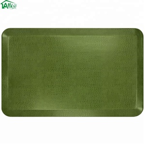 Allife Green PU Foam Anti Fatigue Mat for Standing OEM Available