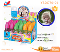 New beatiful soap bubble maker soap bubble stick toy for kids