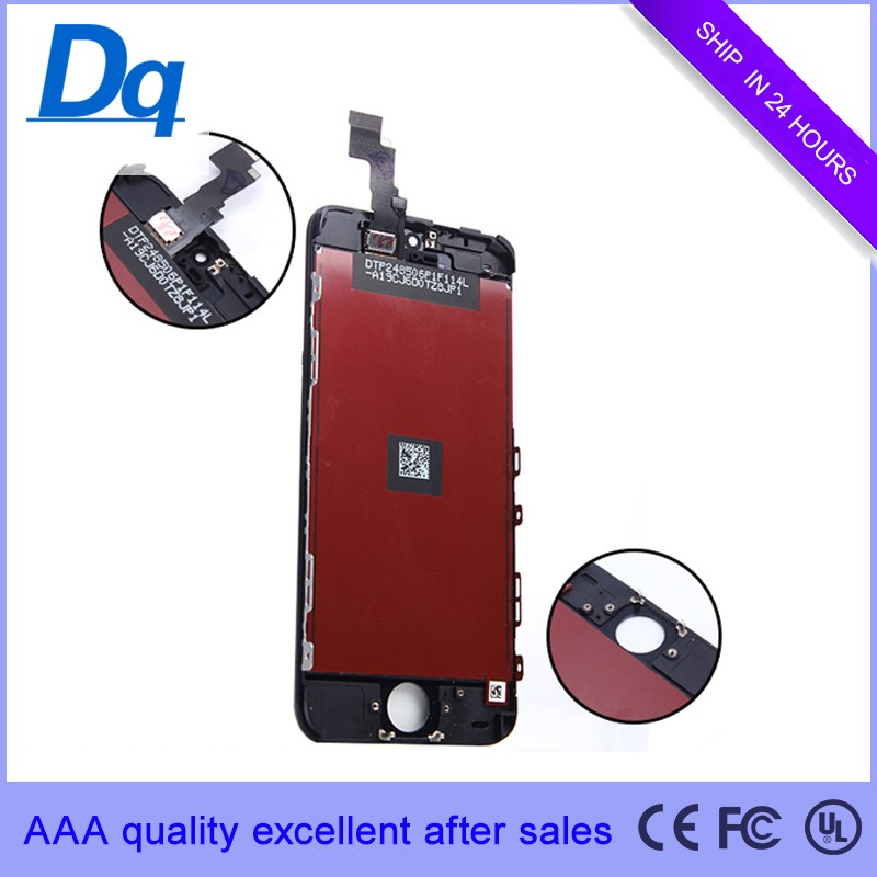 Drop ship to Los Angles, Alibaba LCD for iphone 5C unlocked in China supplier by UPS courier