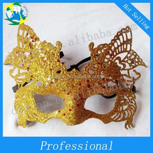 High-grade butterfly pattern goddess mask Holiday party crazy night will mask