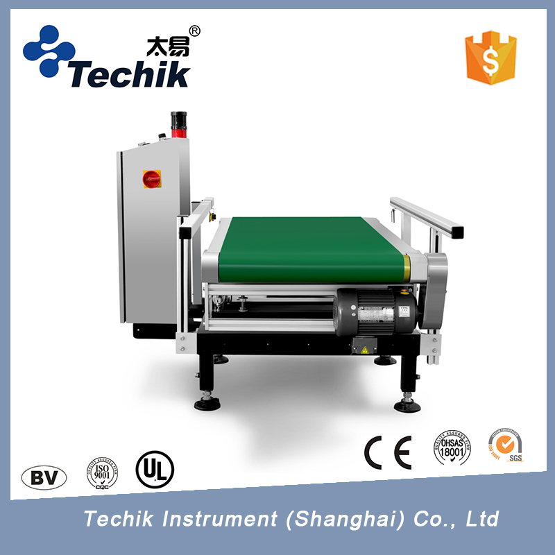 Conveyor belt check weigher.check weigher conveyor system