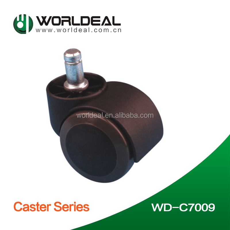 Auto chair F Axis screw casters and wheels
