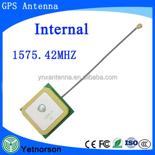 1575.42mhz mini Internal gps ceramic pcb tracker antenna for navigation system