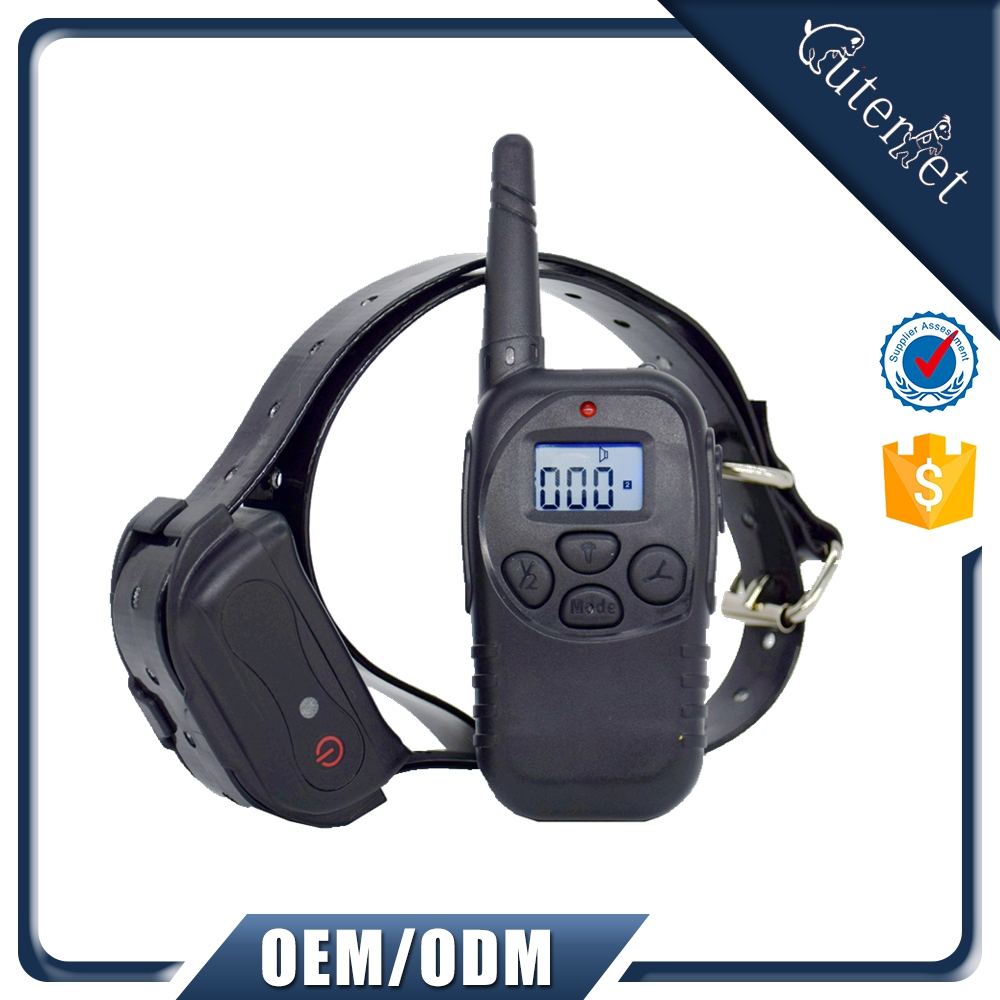 300meters Remote Kennel Training For 1 or 2 Dogs