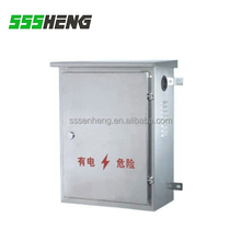 Stainless steel outdoor cable distribution box