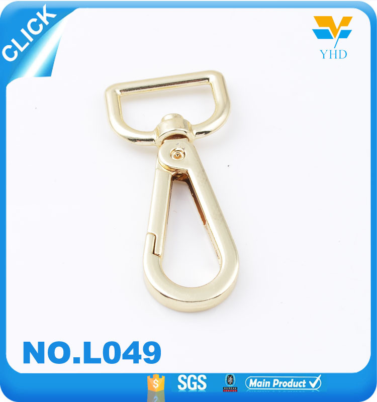 China big wholeslae profession factory accessories trigger snap hook wholesale