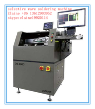 High quality and high efficiency PCB Through <strong>hole</strong> soldering Selective Wave Solder Machine