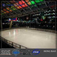uhmw-pe dovetail boards/ sliding skating rinks/ ice hockey floor