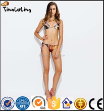 MDS-74 New Arrival Crystal Woman Bikini Secrets Sets Images Of Print Seamless Reverisble Brazilian