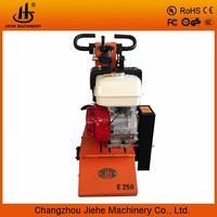 Changzhou China Manufacturer Cheap Concrete Milling Machine With 250mm planer width(JIE-250)