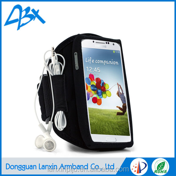 Universal Sport Armband Jogging Case;bag neoprene for iPhone 6/6s and less than 5 inch Phones