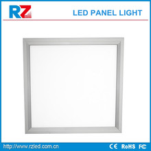 indor lighting led panel 620*620/ce rohs dimmable led panel light 620*620
