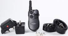 Amazon hot selling pet Dog training model 1500 feet remote shock control collar with 2 recievers