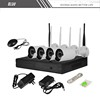 CMOS Sensor 4ch Camera Wifi Camera System Security Camera Kit