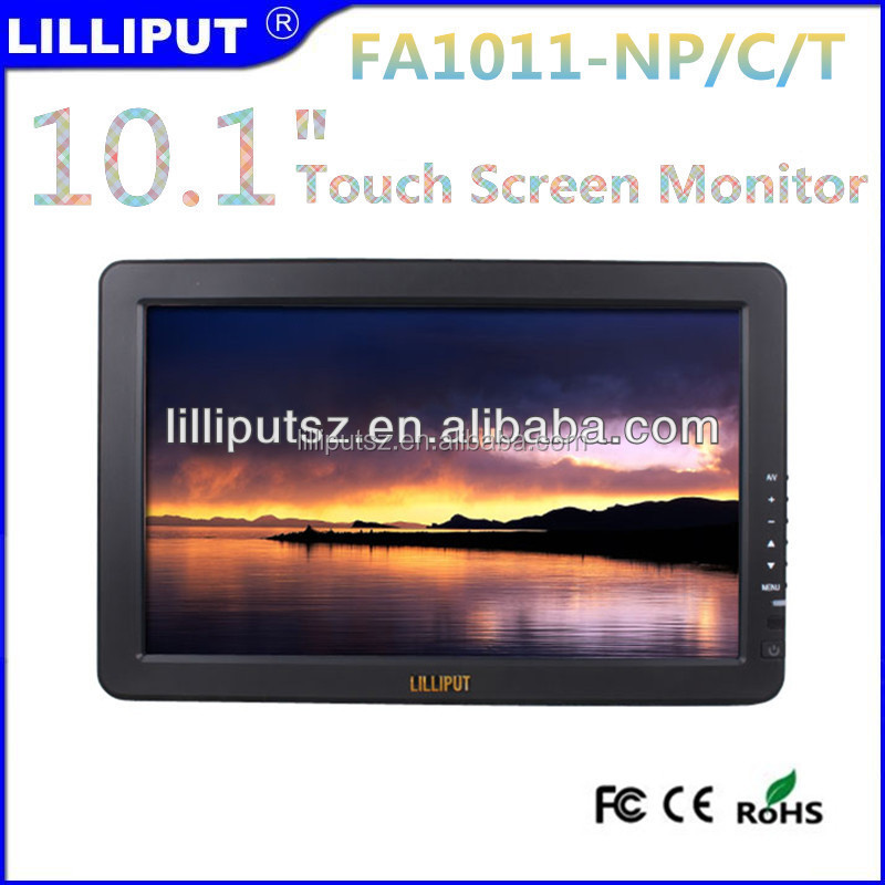 Lilliput FA1011-NP/C/T 10 inch hdmi touch monitor