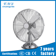 Hot sell supplier 3 Speeds manual control modern electric table fan