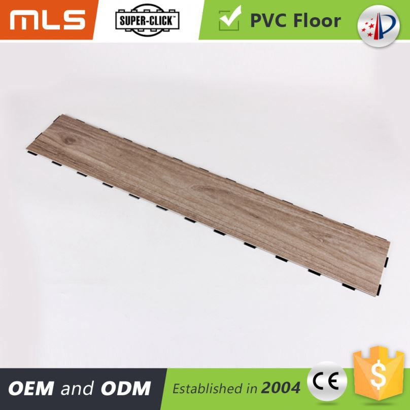 Wood Texture Multi Click System Pvc Laminate Flooring Price In India