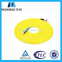 gold supplier 3 inlet 3 outlet fiber optic connector types