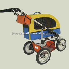 pet stroller dog cat puppy trolly jogger carrier