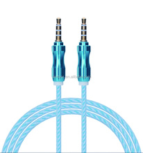 3.5mm Car aux Stereo Audio Cables ,usb aux cable