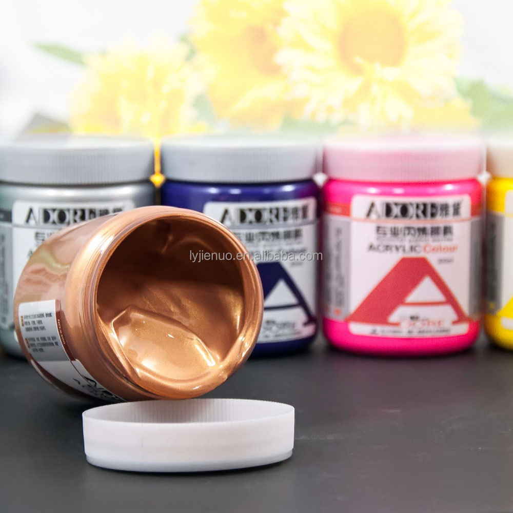Hot sale wholesale acrylic paint that made in china buy for Acrylic paint in bulk