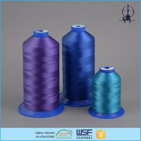 280D/3 Nylon bonded thread for leather sewing