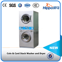 Commercial Laundry Equipment Coin Operated