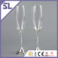 Wedding Gifts For Bride And Groom Champagne Glass Flutes Wholesale Champagne Glasses Made In China Factory