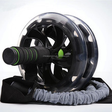 Exercise Roller Wheel Abs Workout Machine Fitness Ab Carver Pro Abdominal Gym