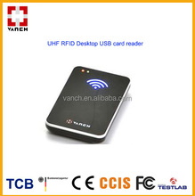UHF RFID Micro USB Desktop Reader/Writer to issue card