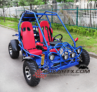 300cc off road dune buggy two seat go kart for sale
