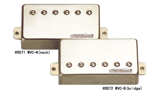 Wilkinson Pickup/ LP humbucker (WVC)