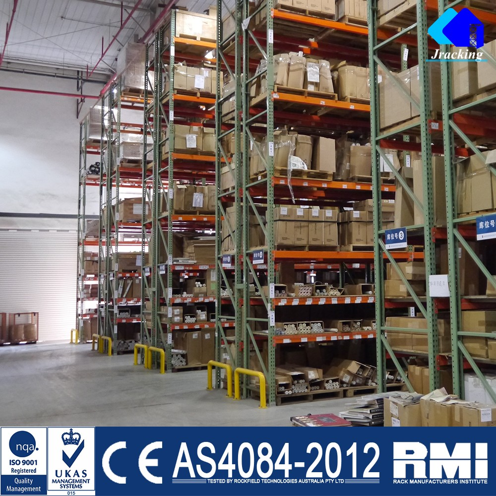 High Quality Warehouse Automatic Storage Pallet Racking System