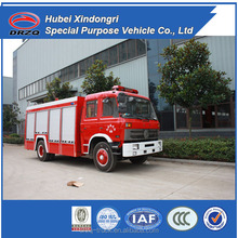 Dongfeng foam fire engine tank truck