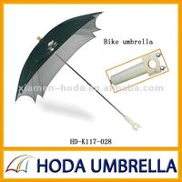 square UV protection bike umbrella