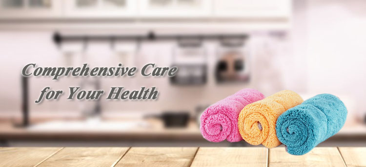 classical pink microfibra nfl kitchen towel promotional