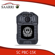 Night Vision Portable Police Camera, Full HD 1080P Video Recording, Support Text browsing, SC PBC-15K