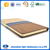 Eco Friendly OEM Custom Notebooks For
