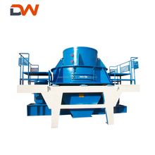 New Designed VSI Series Vertical Shaft Impact Crusher / artificial sand making machines